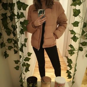 Puffer Jacket Ardene Medium Pink